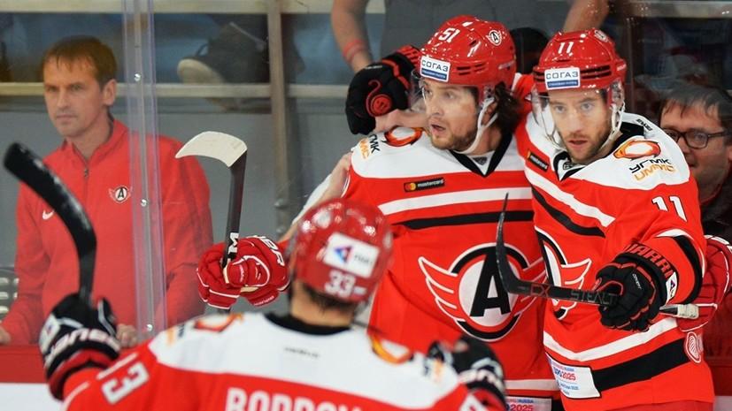 «Автомобилист» стал первой командой Восточной конференции КХЛ, гарантировавшей себе участие в плей-офф