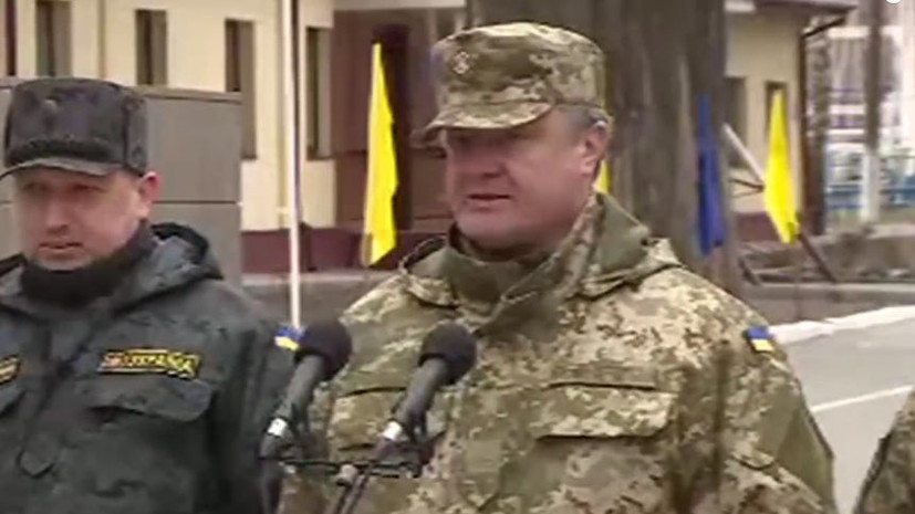 Украинский журналист объяснил «пьяный» вид Порошенко на фото 2015 года