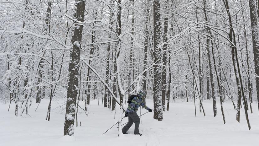 Спасатели предупредили о сильных снегопадах и гололёде в Карелии 9 января