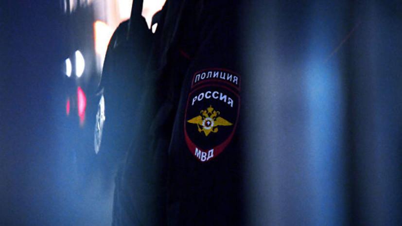 Источник: в Подмосковье убили полицейского