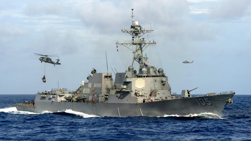 СМИ сообщили о прошедших в США испытаниях гиперзвуковых снарядов