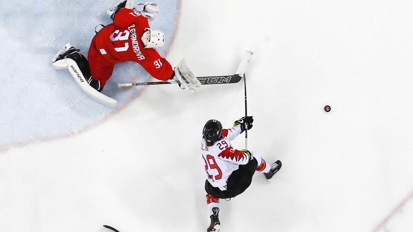 Женская сборная России по хоккею крупно уступила Канаде на МЧМ