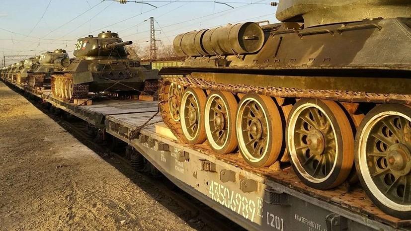 В Госдуме прокомментировали передачу танков Т-34 из Лаоса в Россию