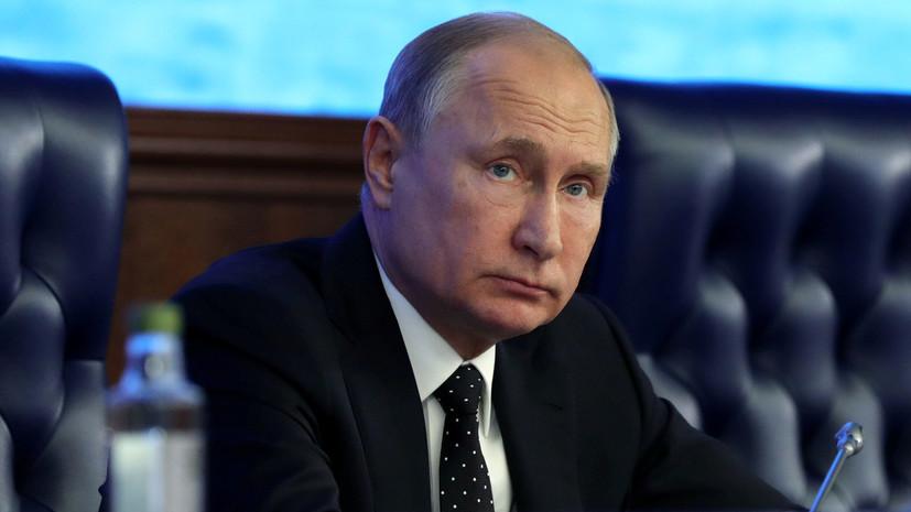 Бывший глава ЦРУ назвал Путина «подарком» для НАТО