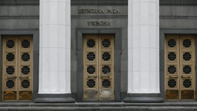Эксперт прокомментировал слова депутата Рады о теневом секторе экономики Украины