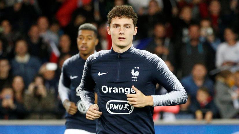 Защитник сборной Франции Павар продолжит карьеру в «Баварии»