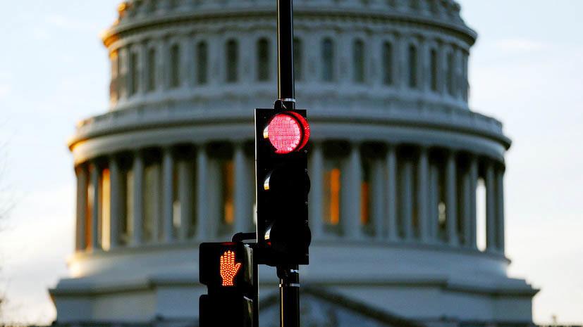 Шатдаун и «фактор Трампа»: почему сенат США заблокировал законопроект о санкциях против Сирии