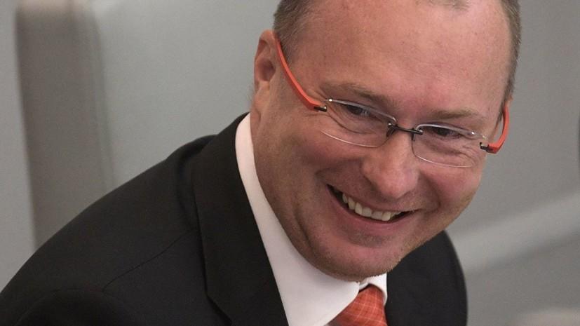 Лебедев сообщил, что не планирует выдвигать свою кандидатуру на пост президента РФС