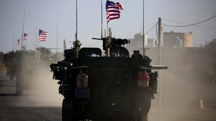 Глава МИД Ирана призвал США покинуть Сирию как можно скорее