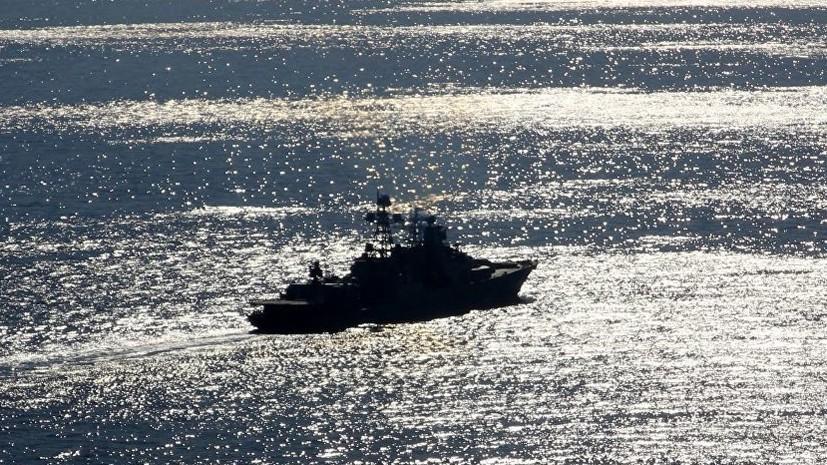 В Совфеде прокомментировали отправку корабля «Североморск» в Чёрное море