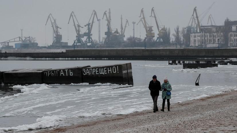 Климкин: министры ряда стран посетят Мариуполь на следующей неделе