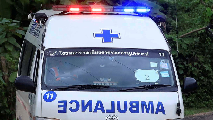 В Таиланде произошло ДТП с перевозившим российских туристов автобусом