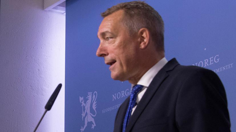 Эксперт оценил заявление министра обороны Норвегии о возможности войны в Европе