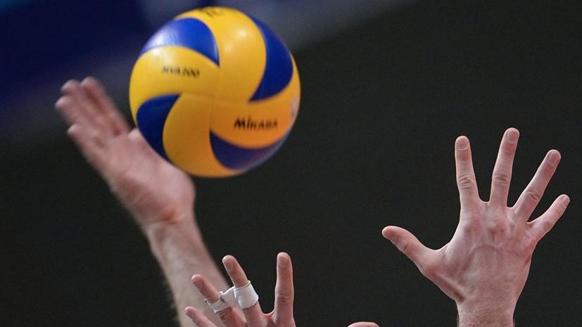 Стали известны соперники сборных России по волейболу в отборе к ОИ-2020