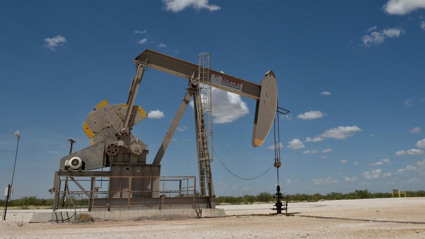Цена на нефть Brent превысила $61 за баррель