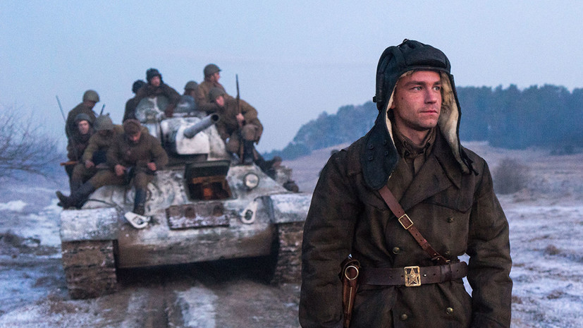 Александр Петров рассказал о съёмках фильма «Т-34»