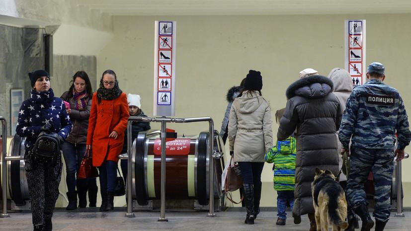 В Новосибирске заявили о росте пассажиропотока в метро