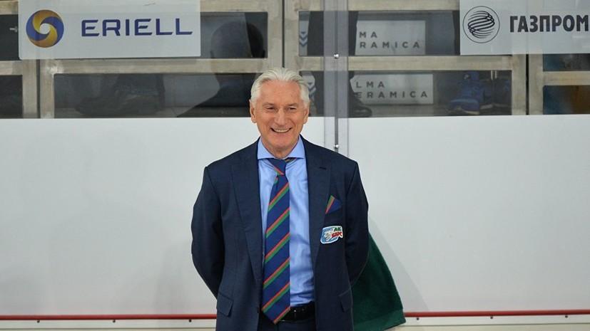 Главный тренер «Нефтехимика» Буцаев рассказал о Билялетдинове