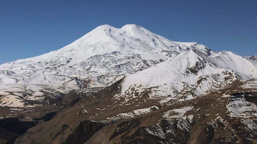 Лыжник погиб на склоне Эльбруса