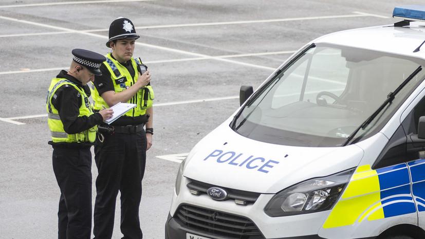 В Британии задержан водитель, перевозивший в грузовике 27 мигрантов