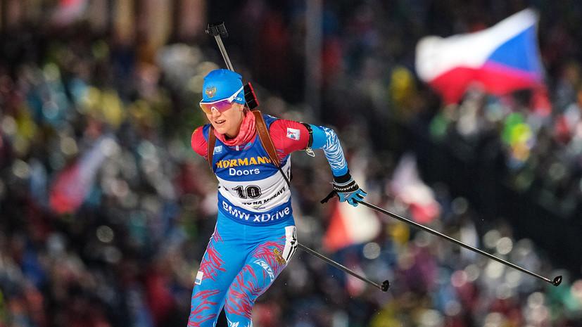 Итальянское превосходство: Виттоцци стала победительницей спринтерской гонки в Оберхофе