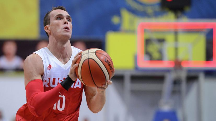 Ассистент главного тренера сборной России по баскетболу Быков рассказал о потенциальных новичках