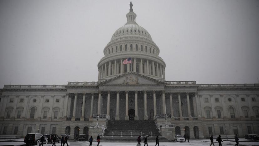 В США предложили вводить санкции за помощь Сирии