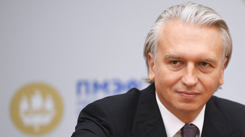 РПЛ выдвинула Дюкова на пост президента РФС