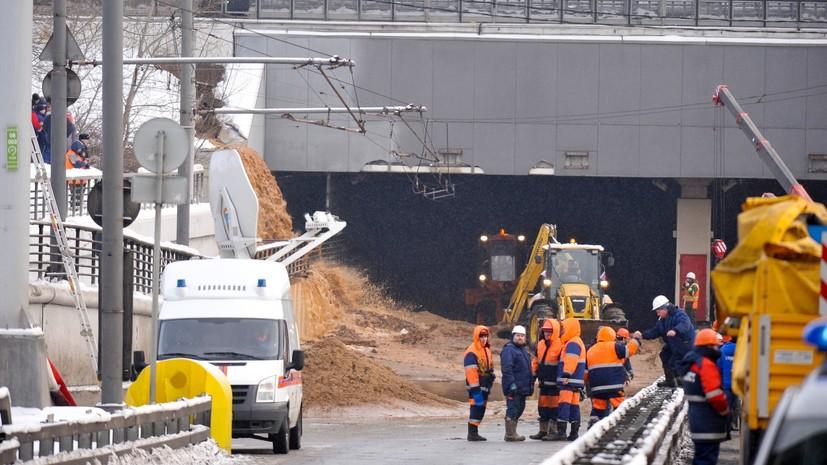 Движение в область по Волоколамскому шоссе организуют по встречке