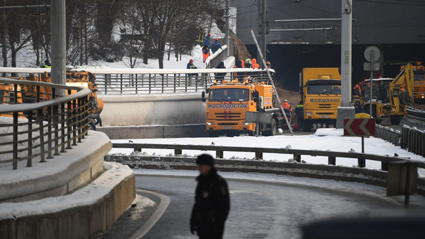 Метро Москвы готово к увеличению пассажиропотока из-за аварии в Тушинском тоннеле
