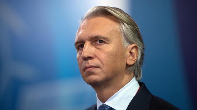 Дюков дал официальное согласие на участие в выборах президента РФС