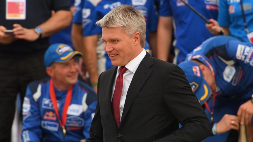 Колобков рассказал, за какой срок эксперты WADA должны извлечь данные московской лаборатории