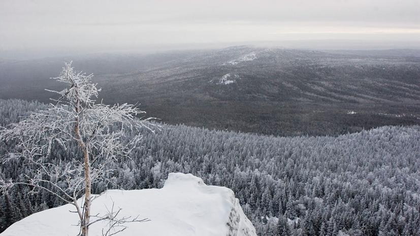 В Челябинской области спасли заблудившуюся туристку