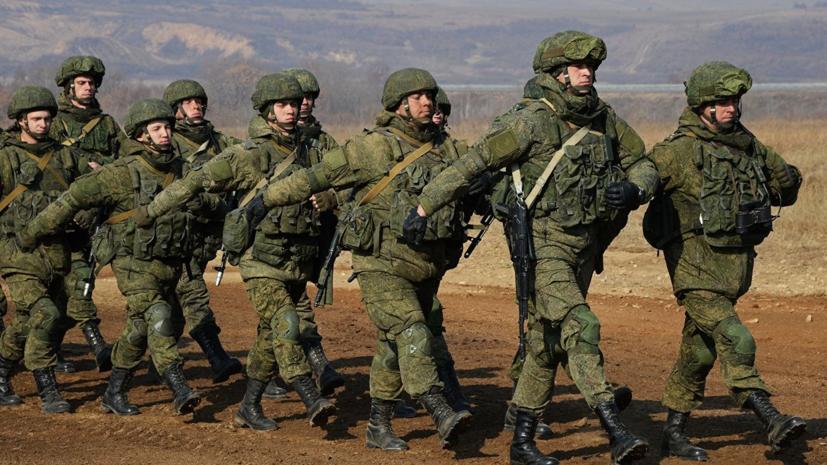 Военнослужащие армейского корпуса ЧФ приступили к занятиям по огневой подготовке