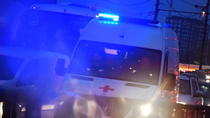 В ДТП с автобусом и лесовозом в Коми пострадали 15 человек