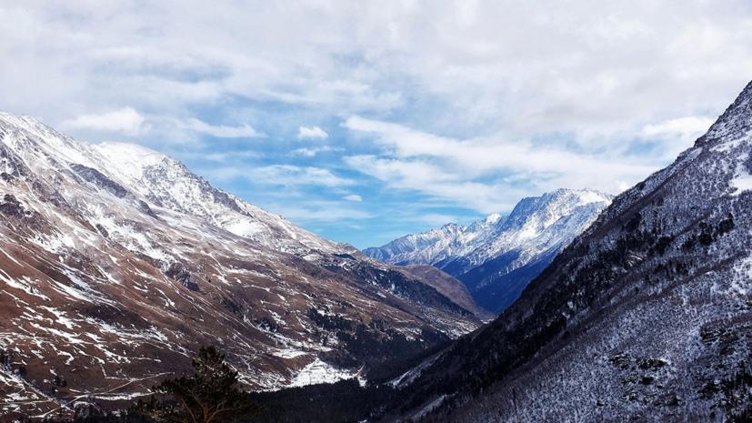 Следователи начали проверку по факту гибели лыжника на Эльбрусе