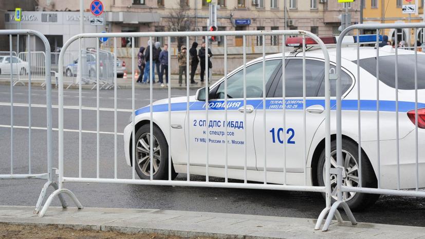 Движение на участке проезда Девичьего Поля в Москве будет перекрыто в январе