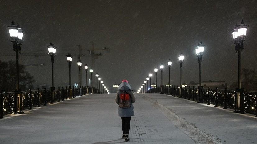 Синоптики предупредили о ветре с порывами до 15 м/с в Москве 12 января