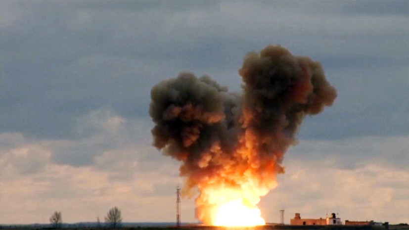 Генерал США рассказал об оружии «четвёртого измерения» в России и Китае