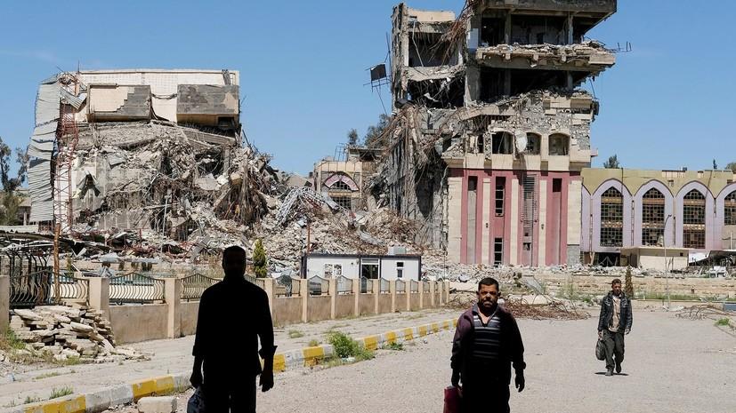 Катар выделит $1 млрд на восстановление Ирака
