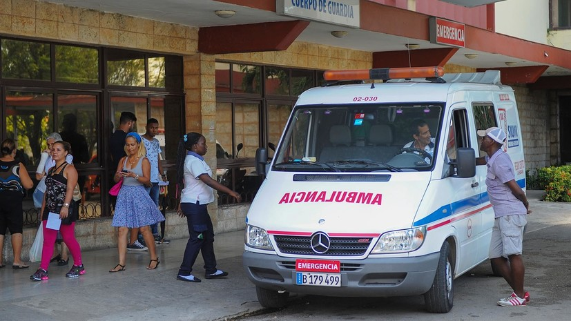 Семь человек погибли и 33 пострадали в ДТП с автобусом на Кубе