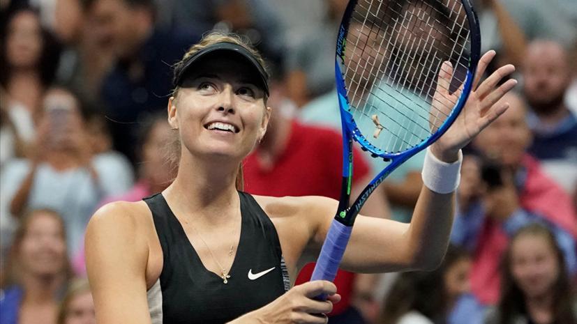 Стала известна соперница Шараповой в первом круге Australian Open