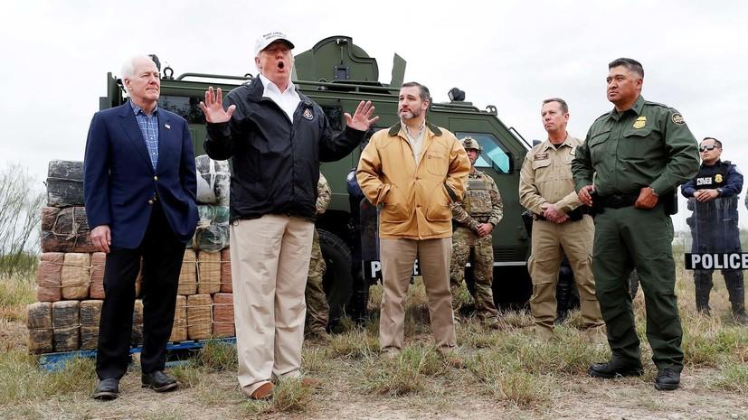 «Самое невыгодное развитие событий»: почему в США на фоне шатдауна может быть объявлен режим ЧП