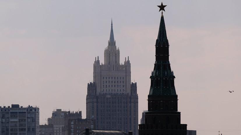 Захарова оценила милитаристские высказывания Минобороны Британии