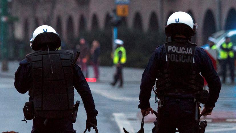 СМИ: В Польше арестован бизнесмен из Китая по подозрению в шпионаже
