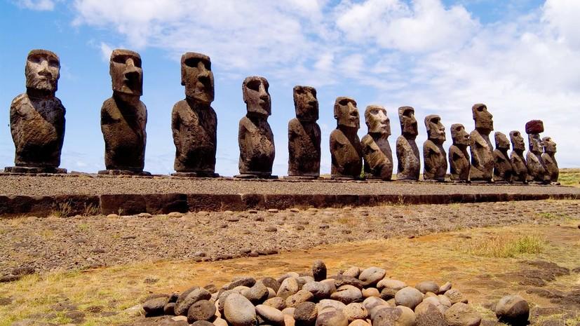 «До смешного предсказуемо»: учёные выяснили предназначение каменных статуй на острове Пасхи