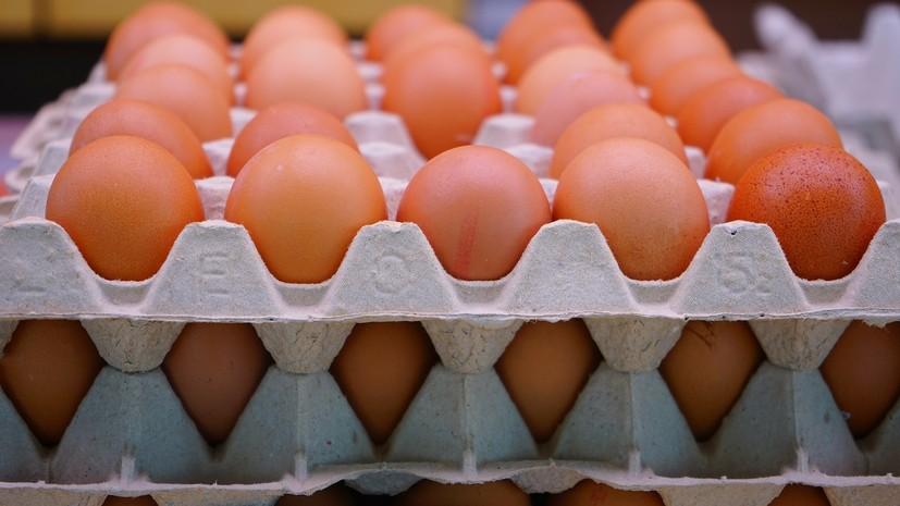 В Российском птицеводческом союзе объяснили появление упаковок с девятью яйцами
