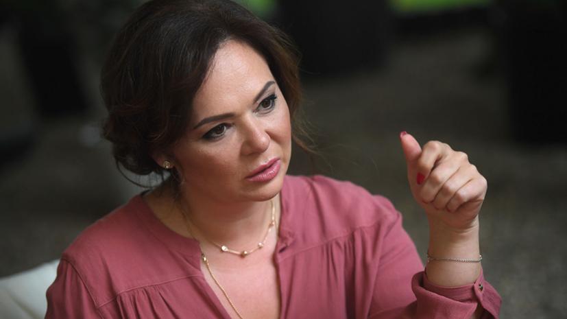 Весельницкая считает предъявленные ей обвинения согласованными с Браудером