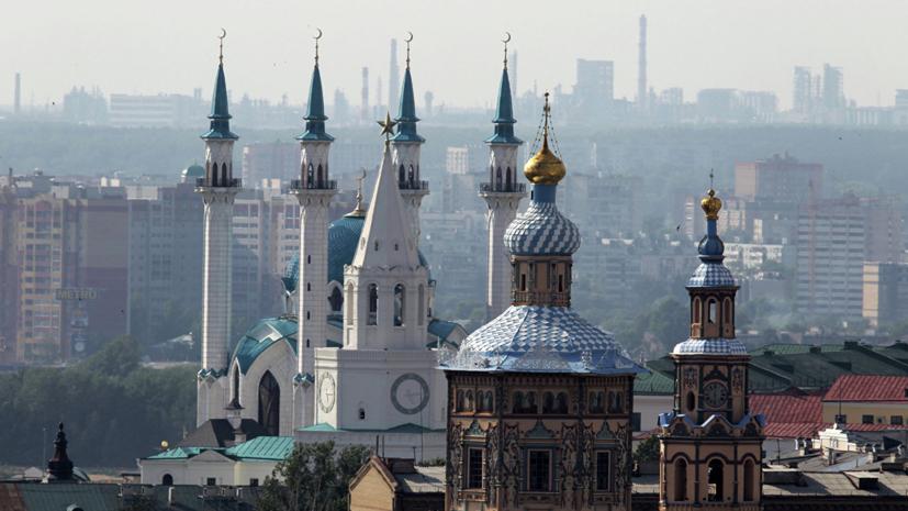В новогодние праздники Татарстан посетили 150 тысяч туристов