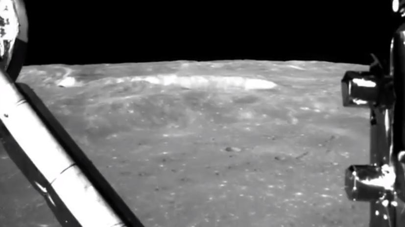 Опубликовано видео посадки лунохода «Юйту-2» на обратную сторону Луны